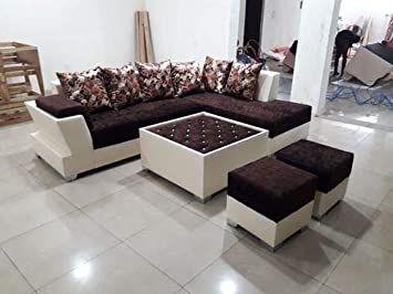 Sunny Designer Sofas Luxury Sectional Solid Wood Sofa Set With
