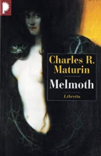 Book's Cover ofMelmoth