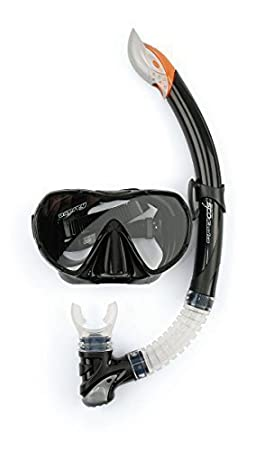 Osprey Frameless ADS Adults Silicone Mask and Snorkel Set by Osprey