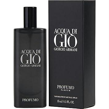 Amazoncom Giorgio Armani Aqua Di Gio Profumo 42 Fluid Ounce