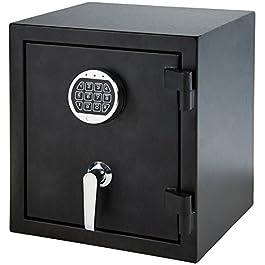 AmazonBasics Fire Resistant Safe – .83 Cubic Feet(23.50 litres)