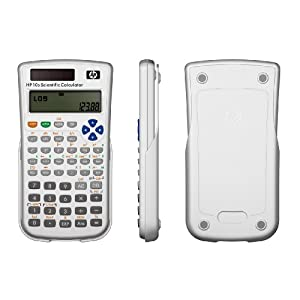 HP 10s Scientific Calculator (F2214AA#AK6)