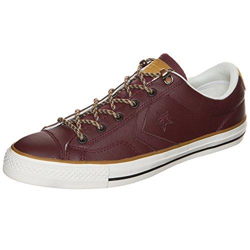Converse Zapatillas Cons Star Player Ox Sneaker Bordeaux