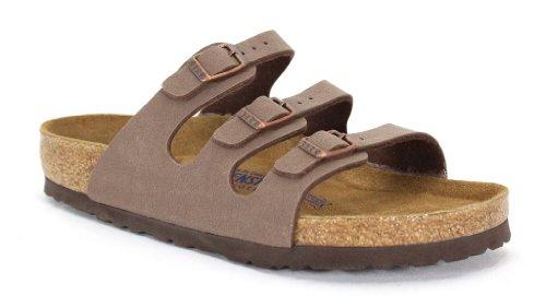 Florida Soft Footbed Mocha Birkibuc Sandal (39 M EU/ 8-8.5 M US) ()
