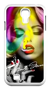 Marilyn Monroe Smoking Phone Shell Cover Case for Samsung Galaxy S4 I9500