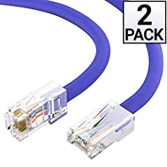 Premium Cooper High Performance Category 5e Ethernet Cable For Secure Connections Our professional rj45 cat5e cable is guaranteed to provide exceptional transmission performance and zero signal losses. With a reliable and universal connectivi...