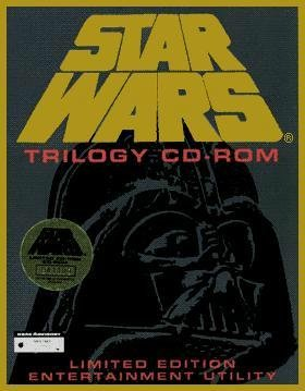Price comparison product image Star Wars Trilogy CD-ROM