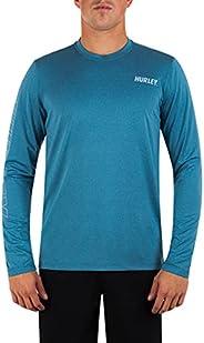 Hurley Mens H2o-dri Easton Fastlane UPF Shirt
