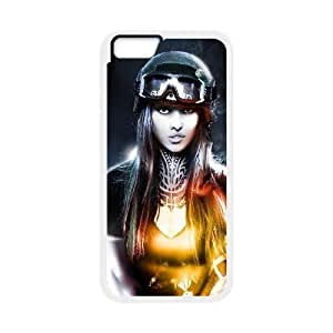 iphone6 plus 5.5 inch White phone case battlefield WCT4284097