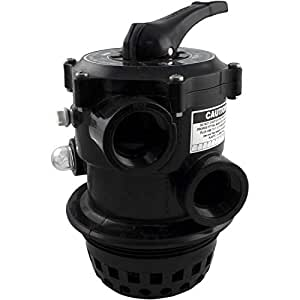 "Praher 1 1/2"" Multiport Valve with 6"" Buttress Thread (TM-12-B)"