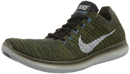 cb47939ae6c54 NIKE Men s Free RN Flyknit Running Training Shoes - Buy Online in UAE.