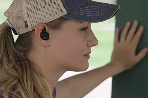 Electronic shooting ear protection