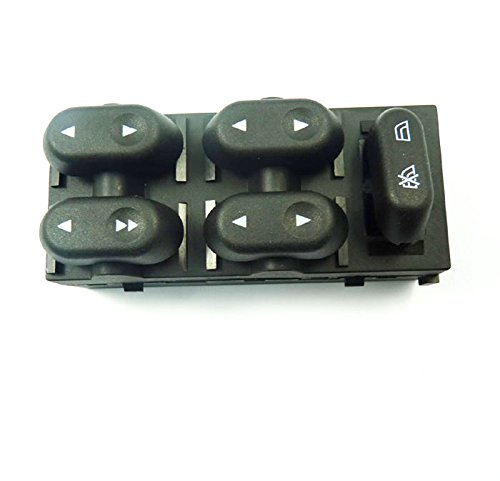 Electric Master Power Window Switch NEW 4L1Z14529AAA For Ford F-150 Mercury Lincoln Crown Victoria Grand Marquis (Grand Marquis Electrical)