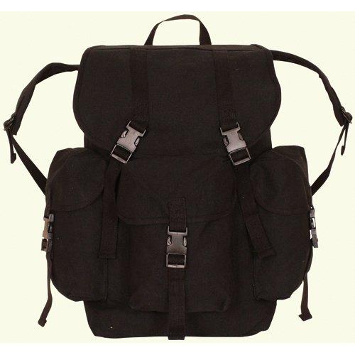 Dakota Backpack – (Black), Outdoor Stuffs