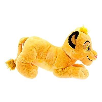 Disney Simba Plush – The Lion King – Medium – 17'': Toys & Games
