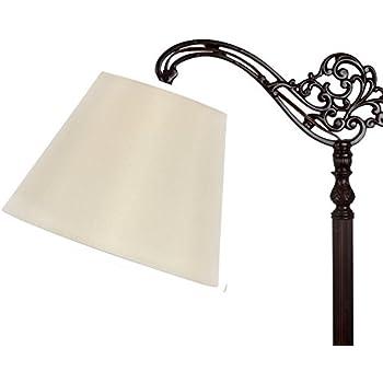 Upgradelights Euro Lamp Shade Fitter Slip Uno Harp Lamp