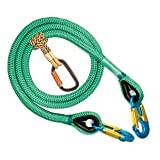 2-in-1 Bee-Line Safety Lanyard - 3/4'' x 10'