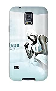 High Impact Dirt/shock Proof Case Cover For Galaxy S5 (david Beckham)