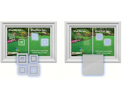 - Window Alert Square Decal and Window Alert Modern Square Decal bundle