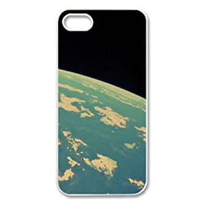 Satellites Watercolor style Cover iPhone 5 and 5S Case