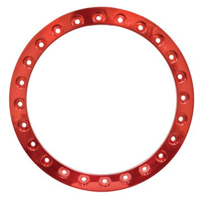 PREMIUM BEAD LOCK RING, RED
