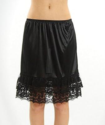Lace Skirt Extender Half Slip