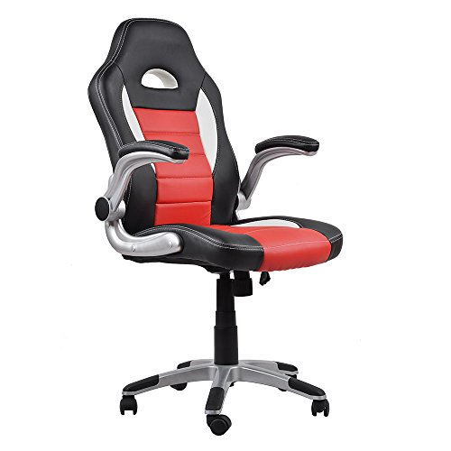 Homall-Ergonomic-Series-Executive-Computer-Gaming-Office-Racing-Style-Swivel-Chair-with-High-BackSeat-Height-Adjustment