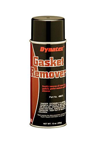 Dynatex 49673 Gasket Remover, 16 oz Aerosol Can, Clear