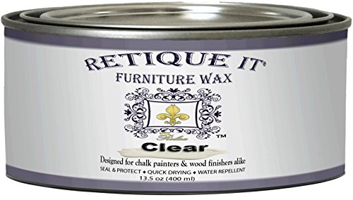 Retique It Furniture Wax - Clear Wax