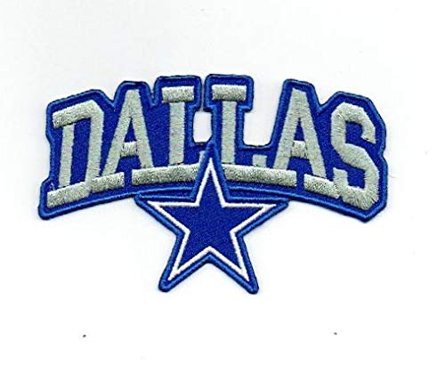 Dallas Cowboys Iron On Patch -