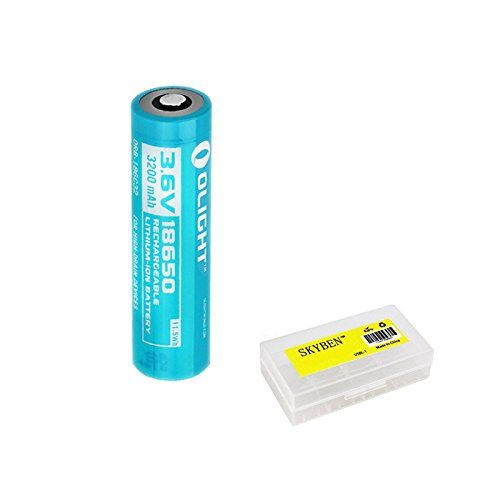Olight 3200mah Protected Rechargeable Battery
