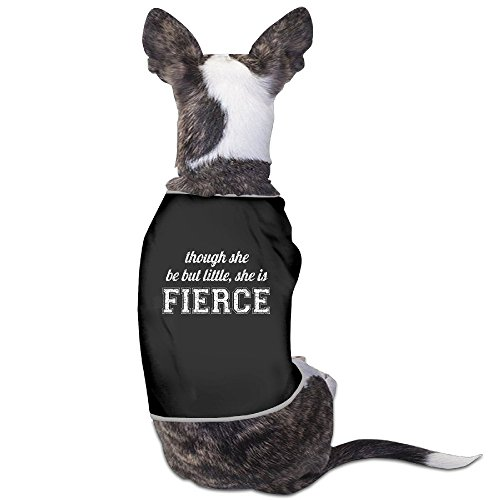 black-though-she-be-but-little-she-is-fierce-soft-dog-shirt-puppy-clothes