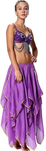Seawhisper-Chiffon-Fairy-Fancy-Skirt-Belly-Dance-Skirt-for-Women-with-Sequin-Side-Split