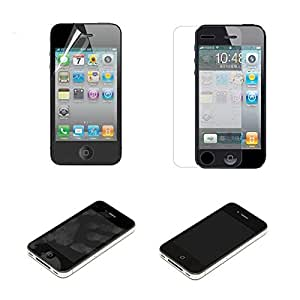 Yonger Front Back Matte Anti Glare Screen Protector Cover Film For iPhone 4/4S