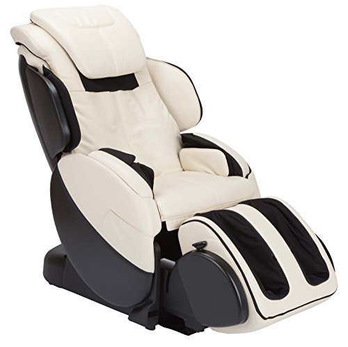 Bali Full Body Stretch and Massage Chair | Advanced 3D Rollers | LCD Easy Remote | Cloud Touch |...