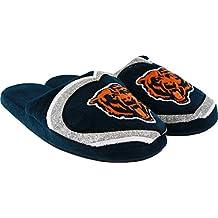 Chicago Bears 2015 Glitter Slide Women's Slippers