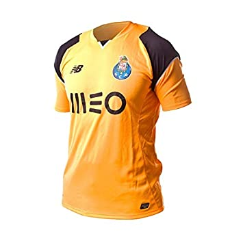 new style ddb16 5375d T-Shirt New Balance Jr FC Porto Home Goalkeeper 2016 - 2017 ...