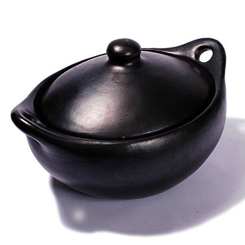 Ancient Cookware, La Chamba Oval Casserole, Extra Large - 7.5 Quarts