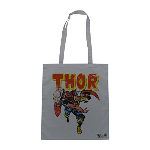 Borsa Thor Destroyed - Grigia - Film by Mush Dress Your Style