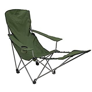ALPS Mountaineering Escape Camp Chair, Green, 32 x 26 x 41-Inch