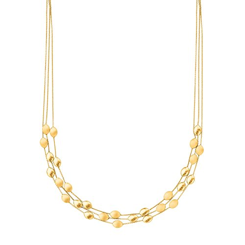 Three Strand Cable Chain (14K 17