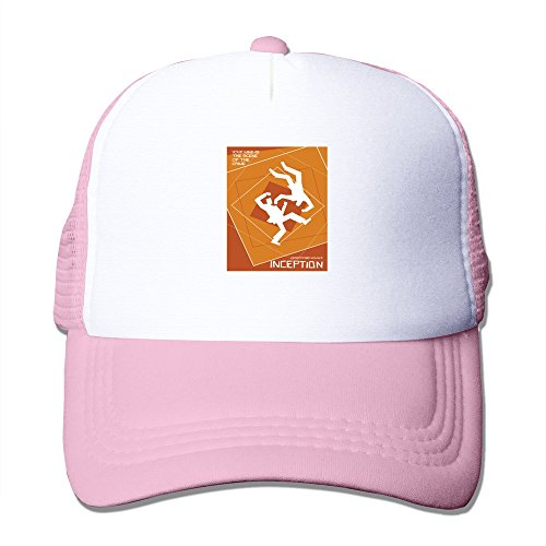 Pink Inception Film American Baseball Hat Cap Black