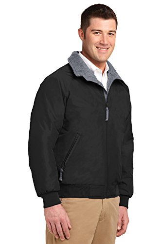 Grey Black Challenger Heather Authority Jacket Port True TwX0Iqx1