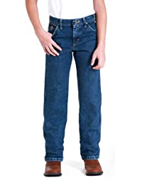 Wrangler Boys' Original Cowboy Cut George Strait Jeans
