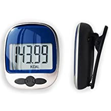 Changeshopping Waterproof LCD Run Step Pedometer Walking distance Calorie Counter