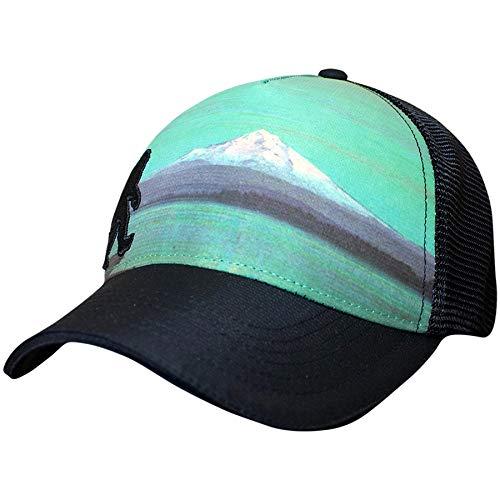 Headsweats Performance Trucker Hat (One Size, Bigfoot Hood)