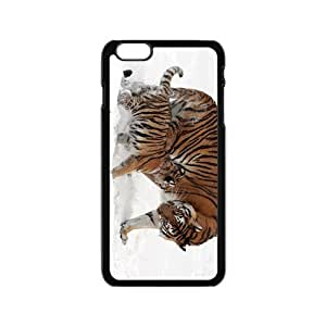 Tiger Family Hight Quality Plastic Case for Iphone 6