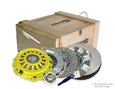 4Terrain Ultimate Premium Clutch Kit | ER2 Heavy Duty Cover Assembly | Dual Friction Clutch Plate