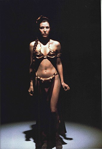STAR  (Leia Slave Outfit)