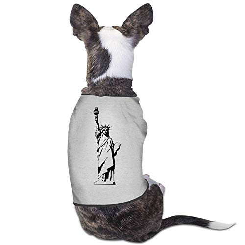 Statue of Liberty Pet Sleeveless Small Dog Cat